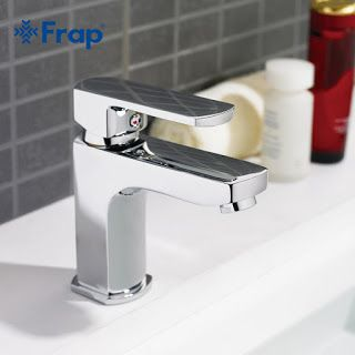 1 set Brass boby Bathroom Basin Faucet Vessel Sink Water Tap cold and hot Mixer Chrome Finish F1064 (32733727447)  SEE MORE  #SuperDeals