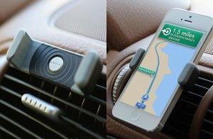#Soporte pequeño para colocar en el #coche tu #smartphone de la marca #Kenu