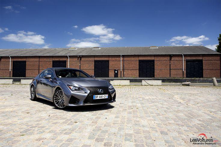 Cars - Lexus RC F : le puissant coupé japonais à l'essai ! - http://lesvoitures.fr/coupe-lexus-rc-f-essai-puissant/