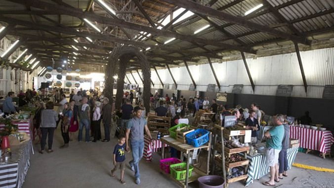 The Morning Market is enticing the palates of Durbanites with a range of locally produced fare.