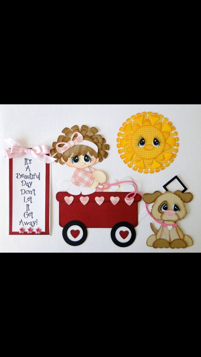 For sale on eBay, search under Paper Piecing in Scrapbooking & paper crafts category.