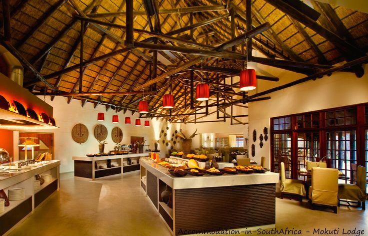 Wining and dining at Mokuti Etosha Lodge. http://www.accommodation-in-southafrica.co.za/Namibia/Tsumeb/MokutiEtoshaLodge.aspx