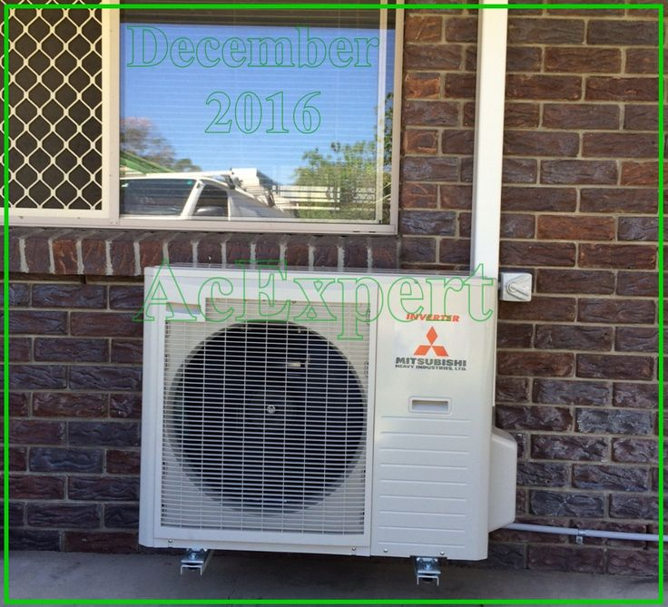 Mitsubishi Air conditioning Installations Brisbane this one in Carindale Unit block cooled by 7kw of ours