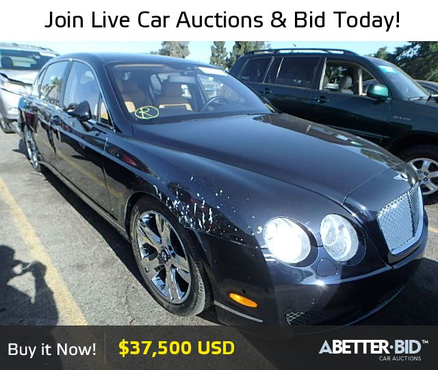 Salvage 2006 BENTLEY ALL MODELS For Sale