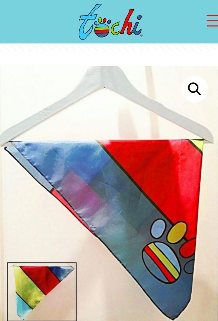 Pañuelo colores logo