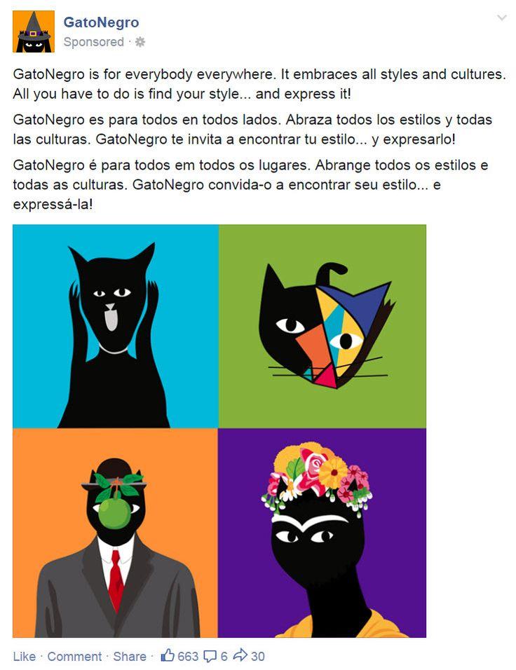 GataNegro FB Ad