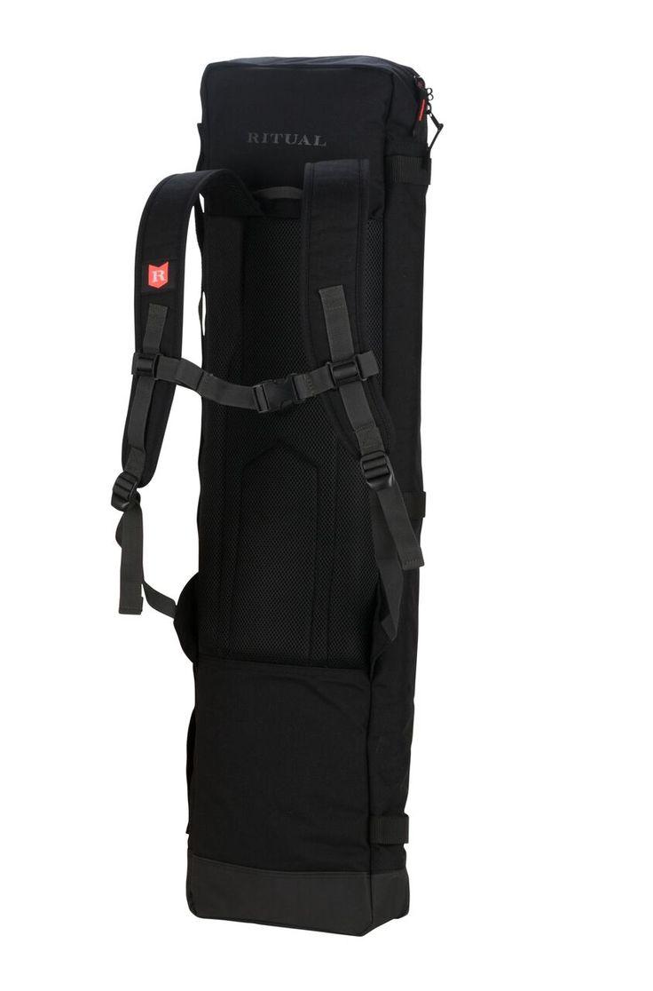 Ritual Hockey Tactic Combo Stick Bag (black) 2016/17