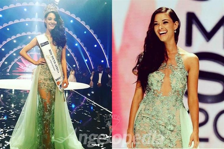Demi-Leigh Nel-Peters Miss South Africa 2017 – Things you should know