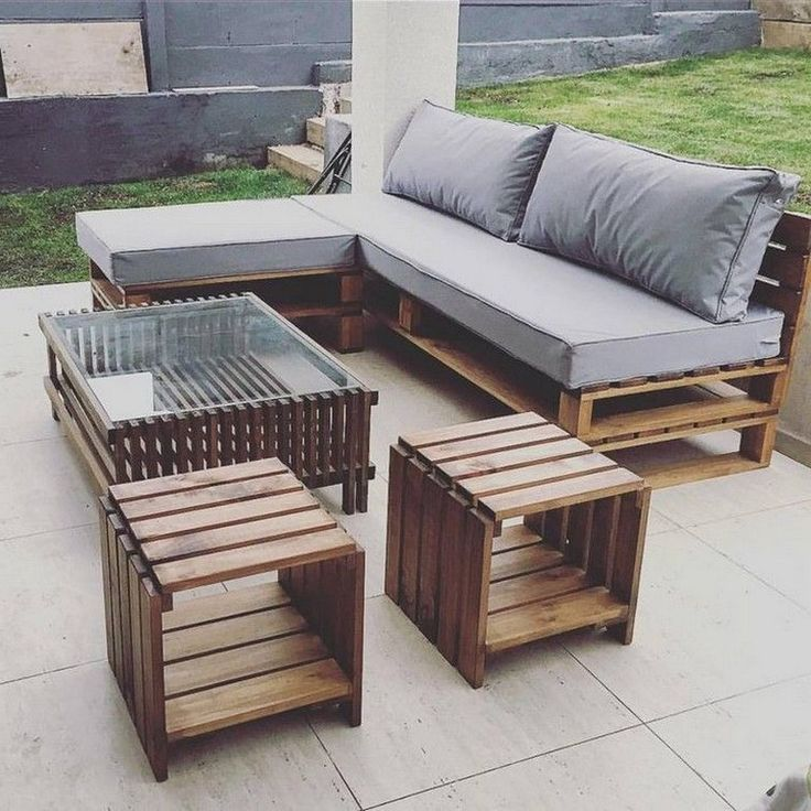 45 Incredible And On A Budget Diy Pallet Furniture Ideas To