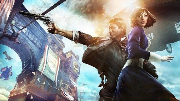 Bioshock Infinite  #wallpaper #oyun #game #Bioshock #Infinite