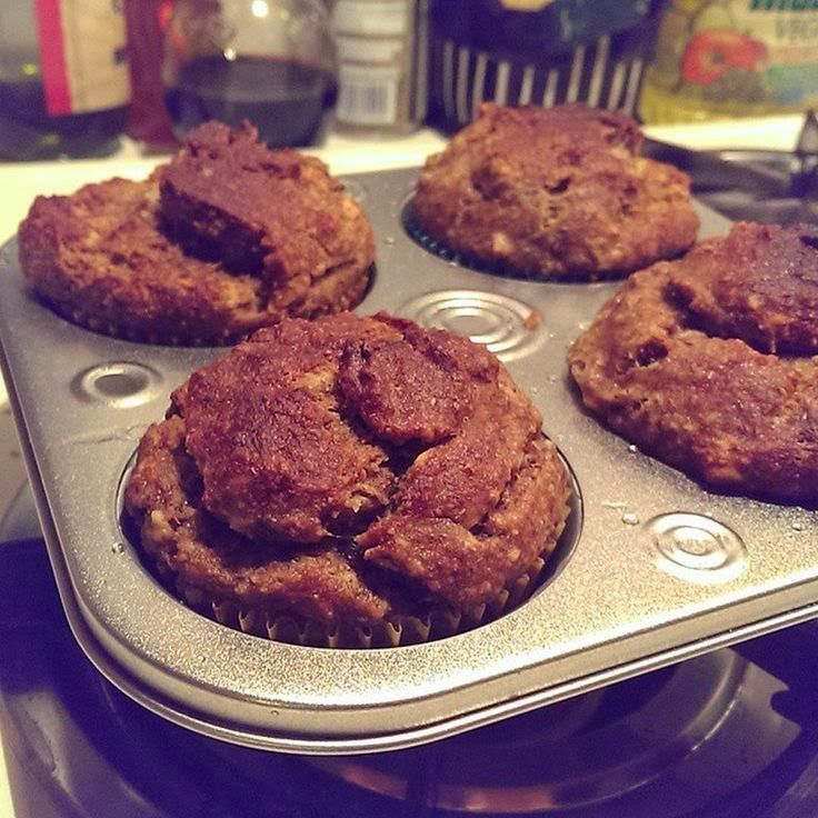 Strong and Beyond: Banana Walnut Muffins