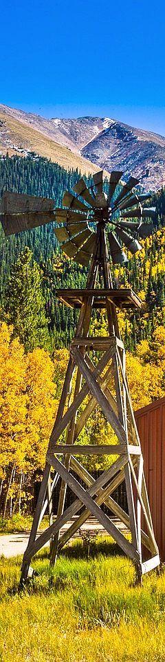 #Colorado #Windmill