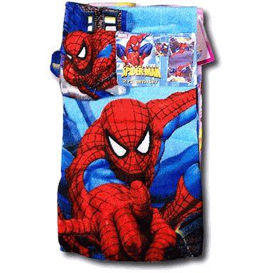 Marvelous Spiderman Bath Towel U0026 Wash Cloth Set