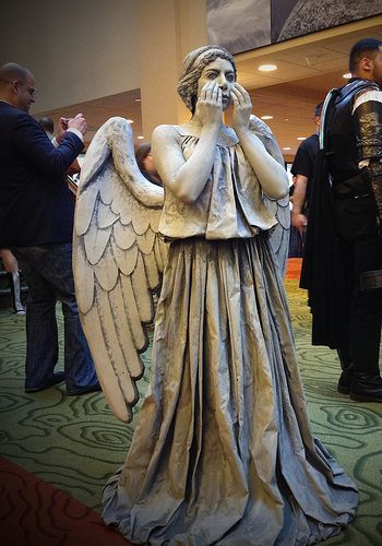 don't blink - wondering how to get the textured stone look and how comfortable it would be?