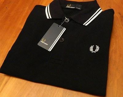 New Men's Original M1200 FP Polo Shirt | eBay