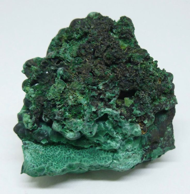 Malachite Crystals – Tynagh Mine, County Galway, Ireland