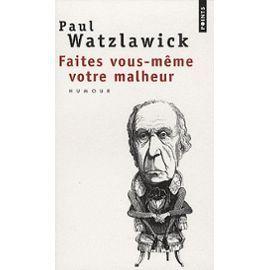 Paul Watzlawick- Humour - Manuel Parodique