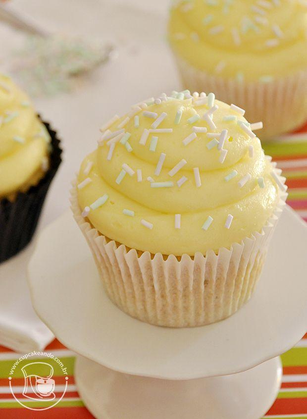 Cupcakes de Batata Doce | Cupcakeando