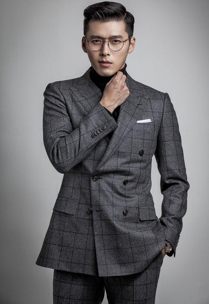 Hyun Bin as Mr Hyde