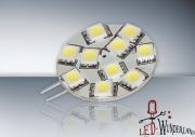 LED Strahler G4 mit 10 5050 SMD LEDs, weiß