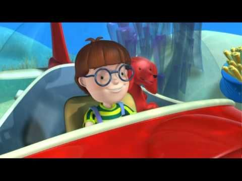 The Dolphins, Alex cartoon- Learn about Sea animals with cartoons