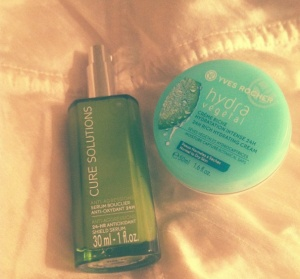 Review: Yves Rocher Anti-Aging Beauty Products