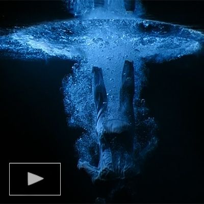bill viola talks about the importance of the sound in video and expecially in his work