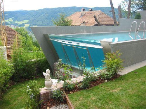 68 best piscinas de acero inoxidable images on pinterest stainless steel barcelona and - Piscinas de acero inoxidable ...
