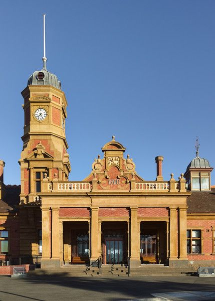 2013 Award of Merit: Maryborough Railway Station, Victoria, Australia