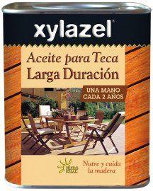 Xylazel Aceite para Teca Larga Duración