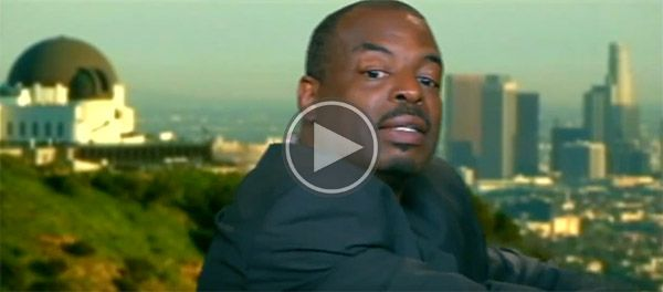 Actor LeVar Burton and author Tim Wise describe their different experiences interacting with police. Video by CNN