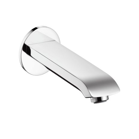 Option 2 - Transitional: Metris Tub Spout in Polished Chrome