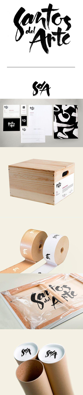 lijar caja china---identity / Santos del Arte - by Marcelo Jiménez for Pupila…