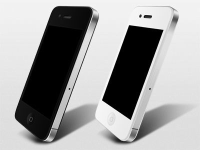 Iphone PSD