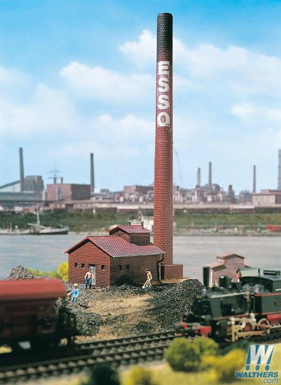 "Vollmer - Industrial Chimney - Height: 11-1/2""  29.2cm - 770-46017"