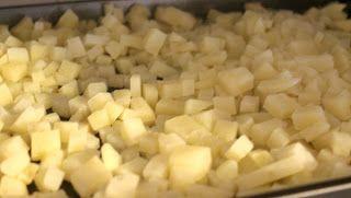 Freezing Fresh Potatoes