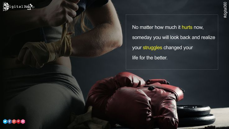 """""""No matter how much it hurts now, someday you will look back & realise your struggles changed your life for the better"""" #digital360 #mondaymotivational #goodquote #quoteoftheday #stuggle #hardwork #change #better #lifeexperience #learning #success #India"""