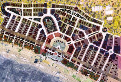 Seaside, Florida  New Urbanism  www.quiltsbyvalerie.com
