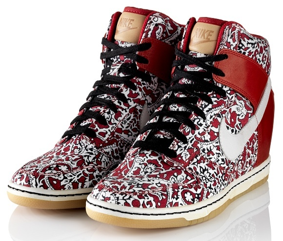 official photos 230eb b7f8b nike dunk sky hi vac tech sale organs red air max womens