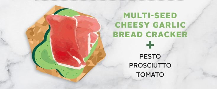 Multi-seed Cheesy Garlic Bread image
