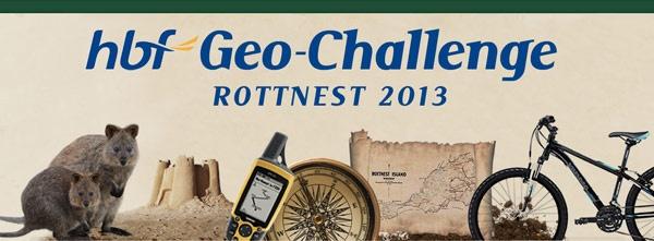 HBF Geo-Challenge: Rottnest 2013