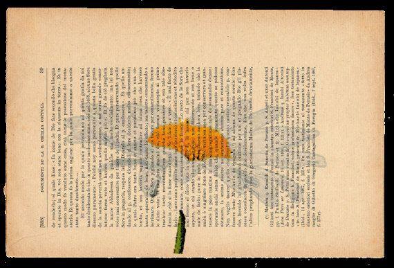 Stampe di fiori su fogli di carta. Pag.39  La di AntichiRicordi, €6.00