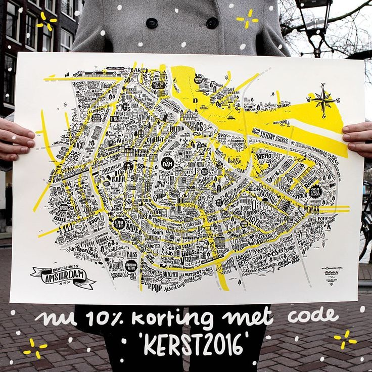 San Francisco Map Attractions Pdf%0A Until Christmas  there u    s a     discount on both Amsterdam maps  For  Dutchies  order today or tomorrow and you u    re still in time for a nice  Christmas present
