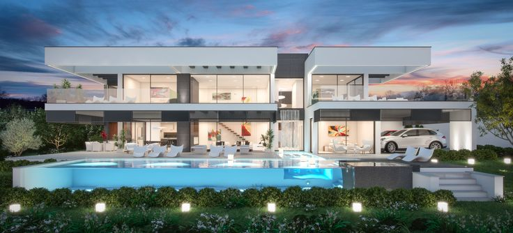Contemporary Villa Designed and Developed By Nok