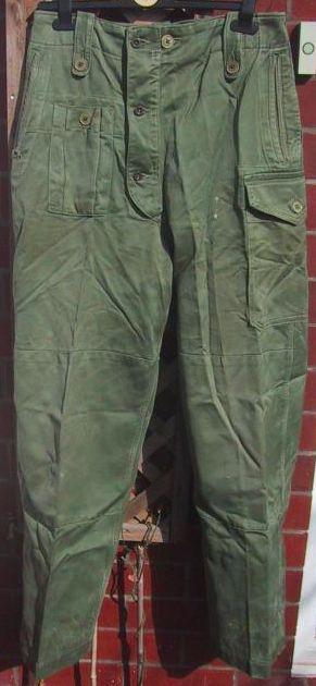 British 1950 Pattern Combat Trousers.  fb00cf40c63
