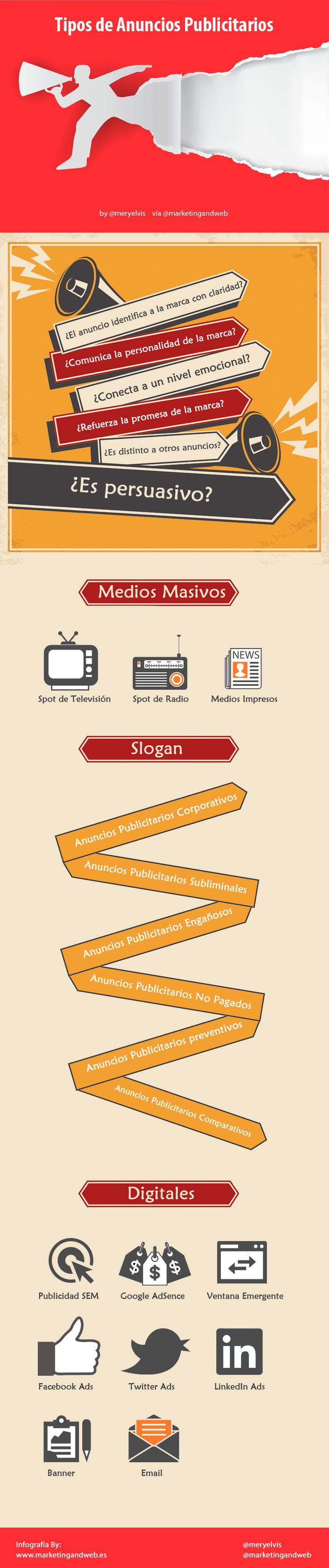 12 anuncios publicitarios efectivos y poderosos #sm via JugoSocial