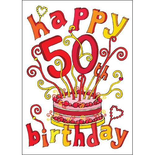 38 best 50th birthday ideas images – 50th Birthday Greeting Cards
