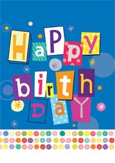 happy birthday cards to print free