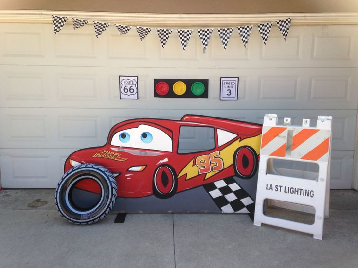269 best pixar cars birthday party images on pinterest cars a disney cars birthday party is all about celebrating in the fast lane take a pit stop to check out our winning decorations party favors games solutioingenieria Images