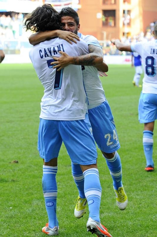 Sampdoria 0 - Napoli 1